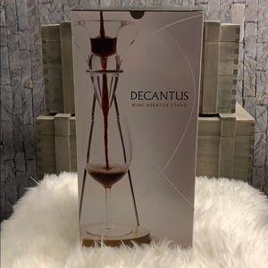 Decantus Wine Aerator Stand